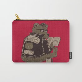 Introverts Club Carry-All Pouch