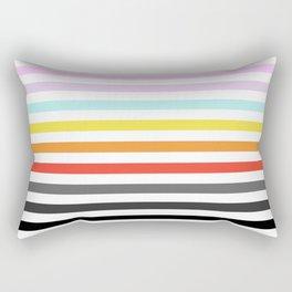 17 Stripes Rectangular Pillow