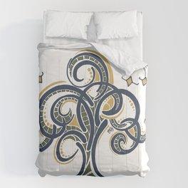 Geometric Tree Comforters