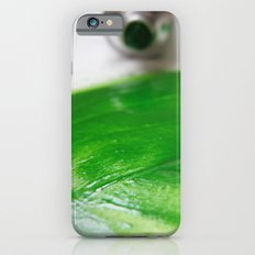 Painting Green #2 iPhone 6s Slim Case