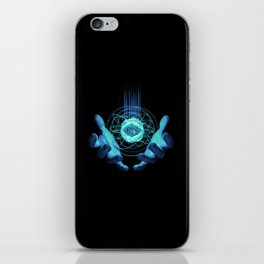 Virtual Reality Check iPhone Skin