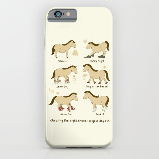 Horse Shoes iPhone & iPod Case