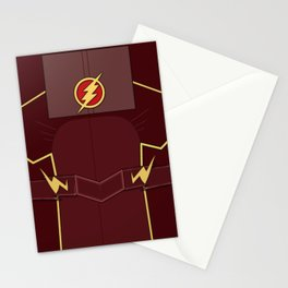 Superheroes phone | The Flash #2 version Stationery Cards