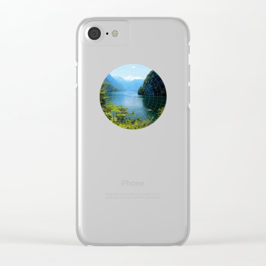 Germany, Malerblick, Koenigssee Lake II Clear iPhone Case