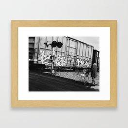 Vandalism 1 Framed Art Print