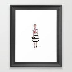 Kate Spade Resort '15  1 Framed Art Print