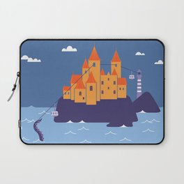 dream castle Laptop Sleeve