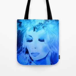 Joni Another Blue Tote Bag