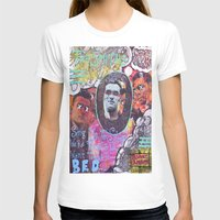 smiths T-shirts featuring Art is Murder//The Smiths by Art By MOP$