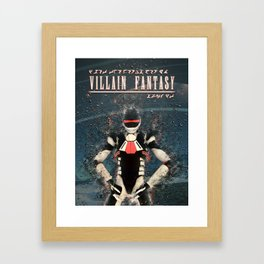 Villain Fantasy_FORGE Framed Art Print