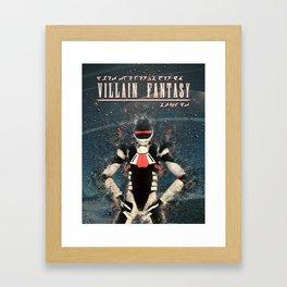 Villain Fantasy_FORGE Framed Art Print