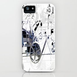 Cotton Spin  iPhone Case