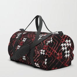 Abstract geometric pattern.2 Duffle Bag