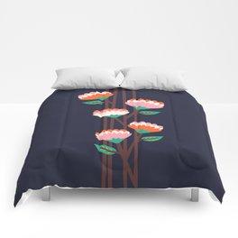 Benoít Flowers Comforters