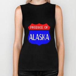 Produce Of Alaska Biker Tank