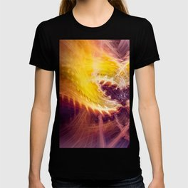 Energy is flowing | Waves of puur energy T-shirt