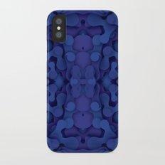 Shapes iPhone X Slim Case