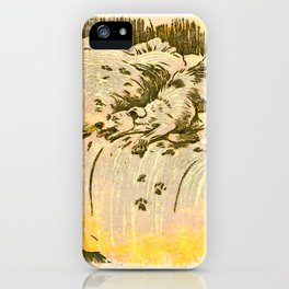 Dogs Large and Small, Ideal for Dog Lovers (49) iPhone Case