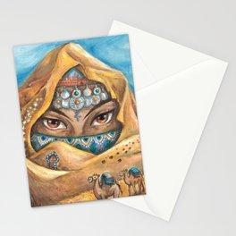 DESERT NYMPH Stationery Cards
