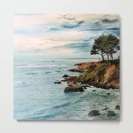 Lone Pine Metal Print