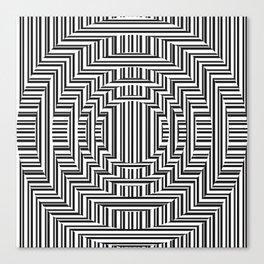 optiek. Canvas Print