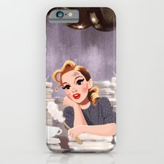 Look For The Silver Lining - Judy Garland Slim Case iPhone 6s