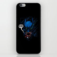Batzombie iPhone & iPod Skin