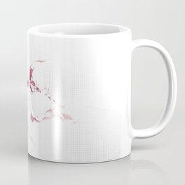 Beautiful minimal woman Coffee Mug