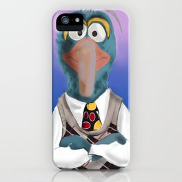 Gonzo iPhone Case