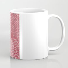 Robotic Boobs Red Mug
