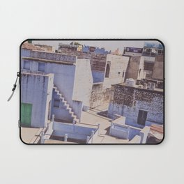 Blue City Laptop Sleeve