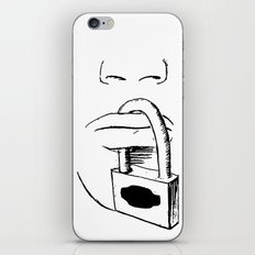 Freedom of Expression 3 of 3 iPhone & iPod Skin