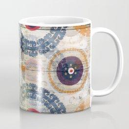 AMASONDO PATCHWORK PATTERN ART Coffee Mug