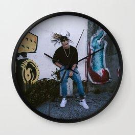 William Singe in Sydney Wall Clock
