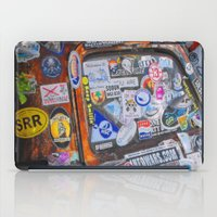 stickers iPad Cases featuring Stickers by Glenn Designs