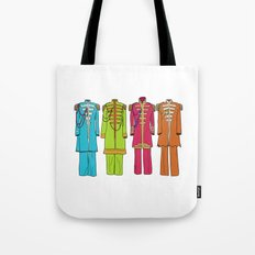 Sargent Peppers Tote Bag