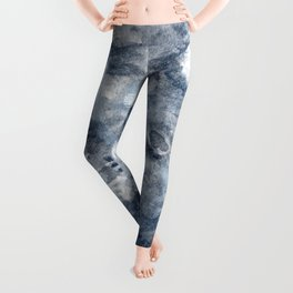 Grey whale Leggings