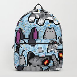 Cat and kitten Backpack