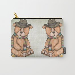 The Fourth Bear Carry-All Pouch