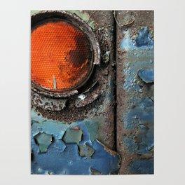 caution {deconstruction series Poster