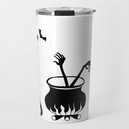 Human stew Travel Mug