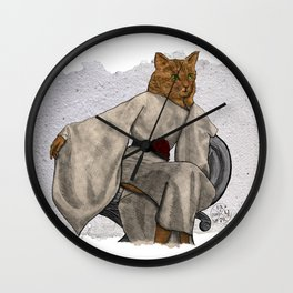 La Grande Dame, Couture Kitty Wall Clock