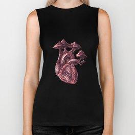 HEART TREE Biker Tank