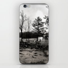 After The Fire iPhone Skin