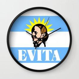 EVITA Wall Clock