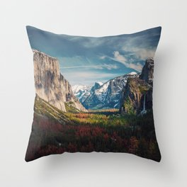 Where The Wild Things Be Throw Pillow