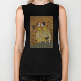 To Save the BEES! Biker Tank