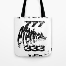 Forever Eternal Life Tote Bag