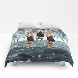 Dive Into Comforters