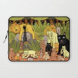 Death of the King Laptop Sleeve